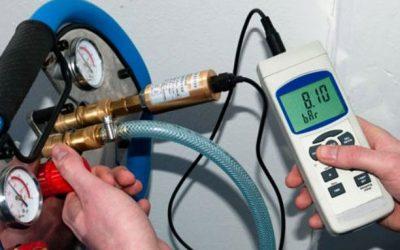Prove di pressione degli impianti idrici antincendio