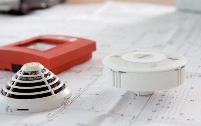 Istallazione e manutenzione impianti di rilevatori di fumo, calore, incendio, con rilascio della relativa certificazione 46/90