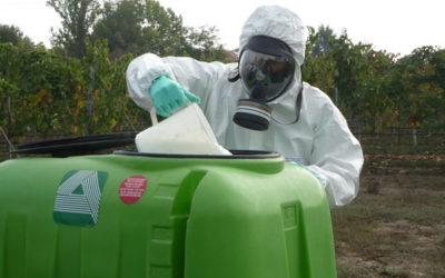 Utilizzatori professionali di prodotti fitosanitari