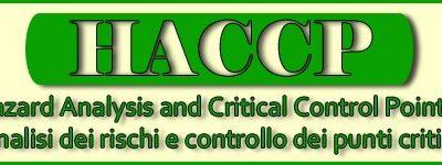NOVEMBRE 2018 Corso di Formazione per addetto alla manipolazione degli alimenti – HACCP base